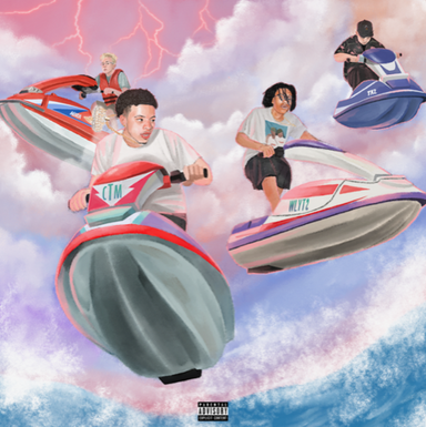 Internet Money Bring Out The 'Jet Ski' For New Single Ft Lil Tecca and Lil Mosey