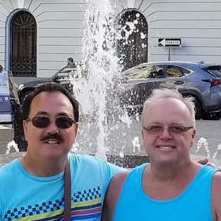 And here's Steve and Kai in San Juan, PR
