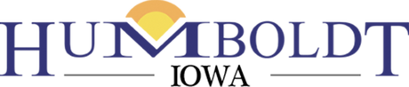 Humboldt, Ia logo