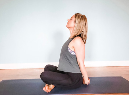 YOGA FOR DEEPENING OUR BREATH: A Fourth Chakra Flow