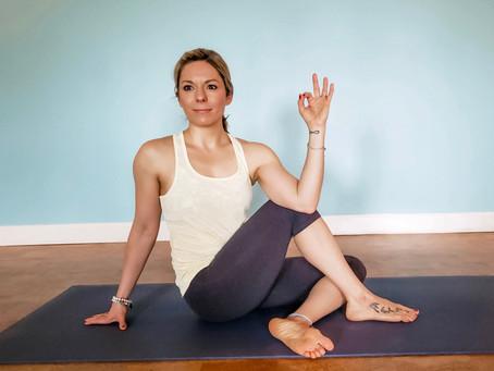 YOGA FOR FATIGUE: A Third Chakra Flow