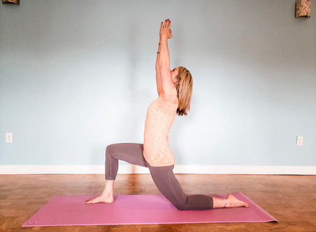 YOGA FOR FEAR: A Second Chakra Flow