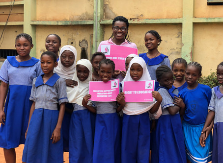 Mitigating the effects of COVID-19 on girl-child education in Nigeria: Lessons from the Ebola Crisis