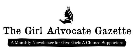Give Girls A Chance Newsletter