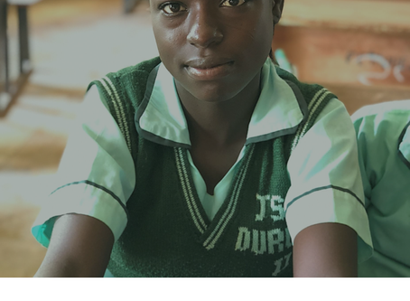 GIVE GIRLS A CHANCE: 2019 Annual Report