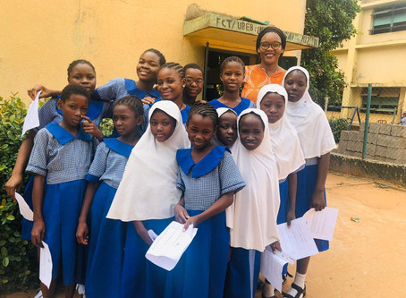 My Experience Working on GGAC's Menstrual Health Campaign