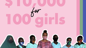 GGAC Raises Over $2,500 on Giving Tuesday to Advance Girl-Child Education