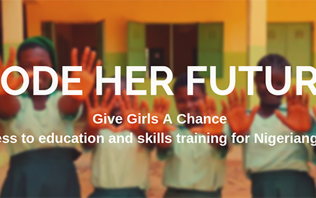 Code Her Future: A New Initiative from GGAC