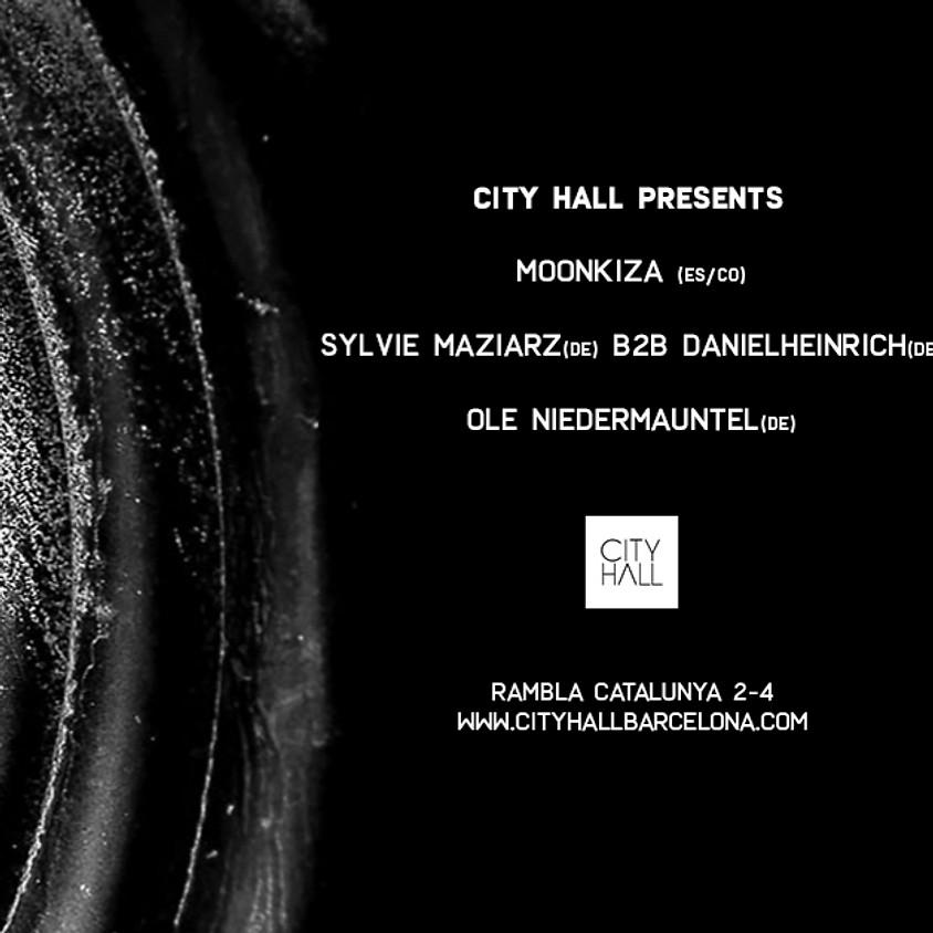 City Hall pres Berlin Connection w/ Moonkiza, SYLVIE M. & more
