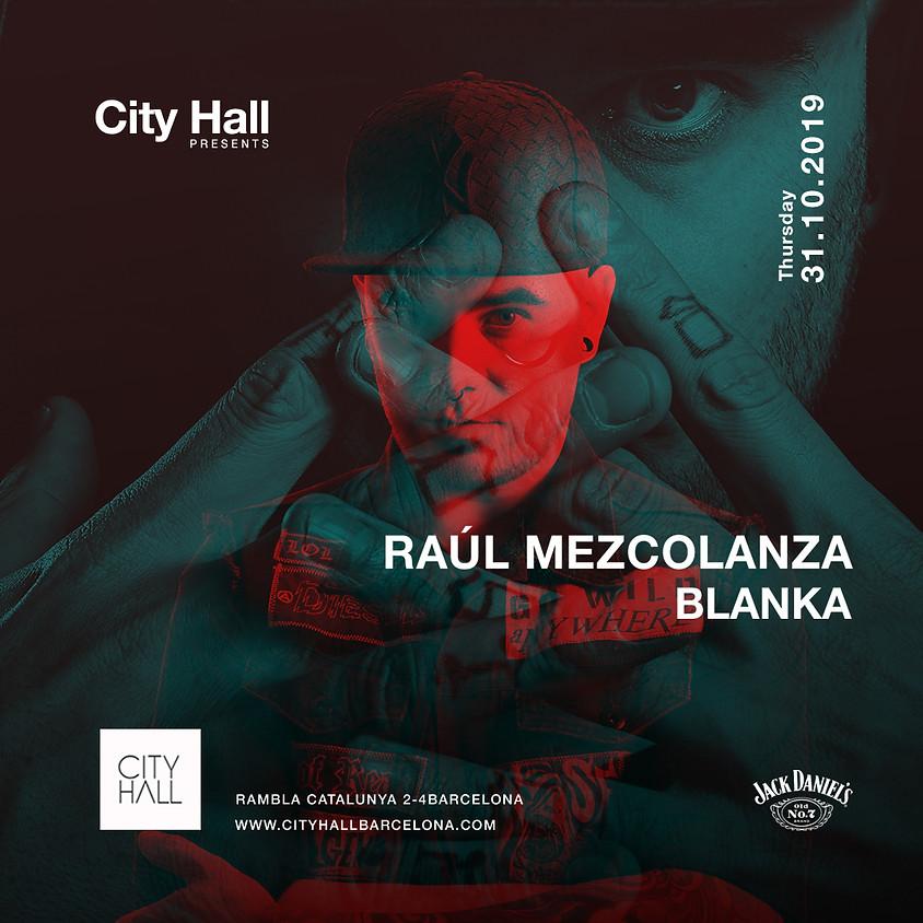 City Hall pres. Raul Mezcolanza