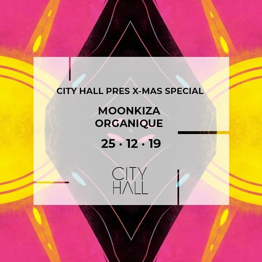City Hall pres. ELECTRONIK TUESDAY XMAS edition