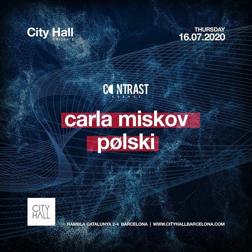 CITY HALL THURSDAY w/ CARLA MISKOW - Pølski