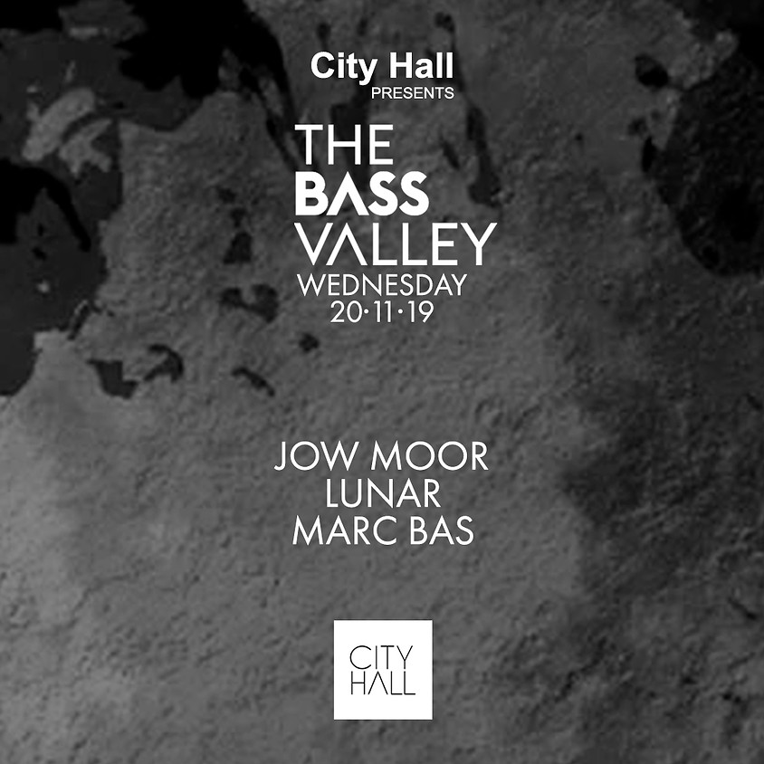 City Hall pres. The Bass Valley Showcase