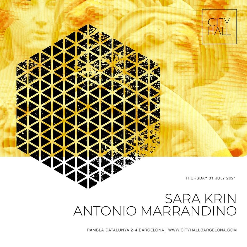 City Hall Thursday w/ Sara Krin - Antonio Marrandino