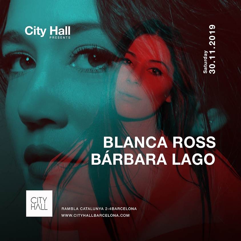 City Hall pres. Blanca Ross - Bárbara Lago