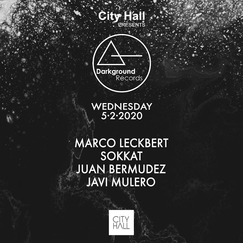 City Hall pres. Darkground Records Showcase
