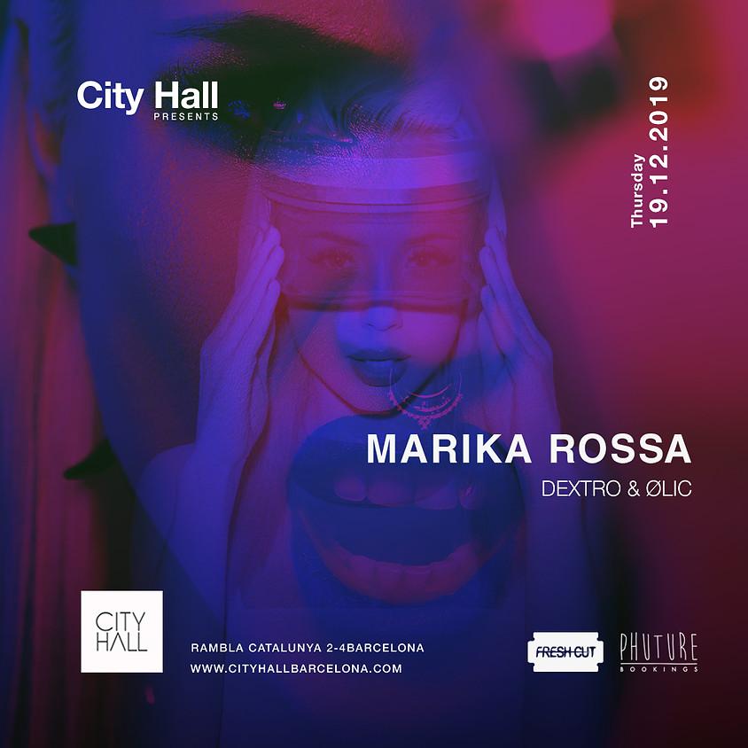 Marika Rossa Live Barcelona