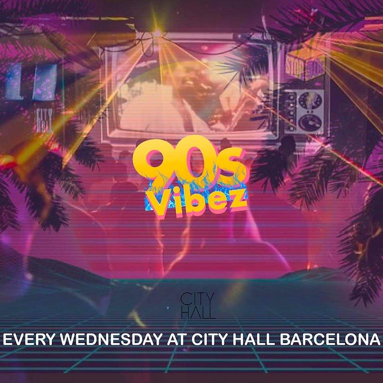 90'S VIBEZ @ City Hall