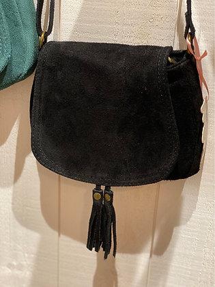 Petit sac cuir Noir