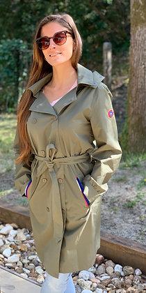 Trench-coat «flotte»
