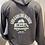 Thumbnail: Veste à capuche grise «Combi »