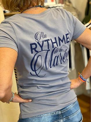 T-shirt Marée Lavande