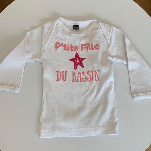 T-shirt BB blanc