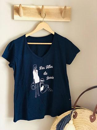 Tee-shirt «Les filles du Bassin »
