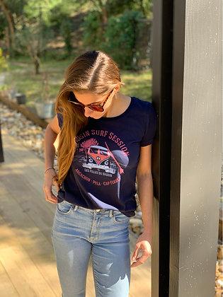 T-shirt marine «Combi»