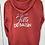 Thumbnail: Veste  à capuche Corail «Je suis...»