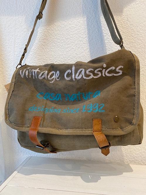 Sac besace Vintage classics