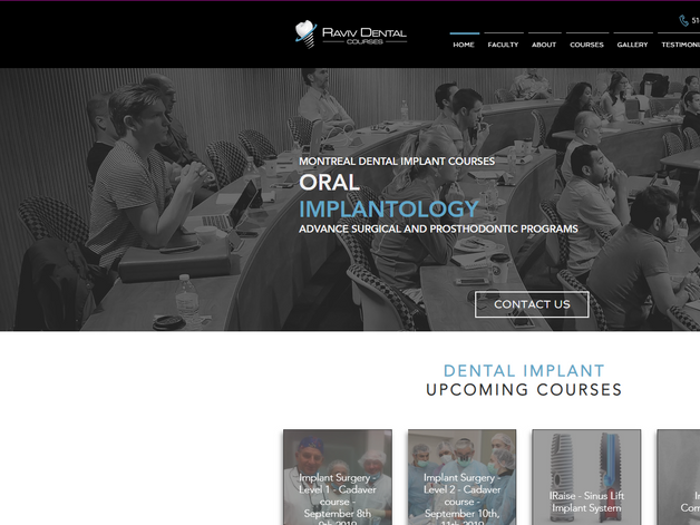 Dental Web Design