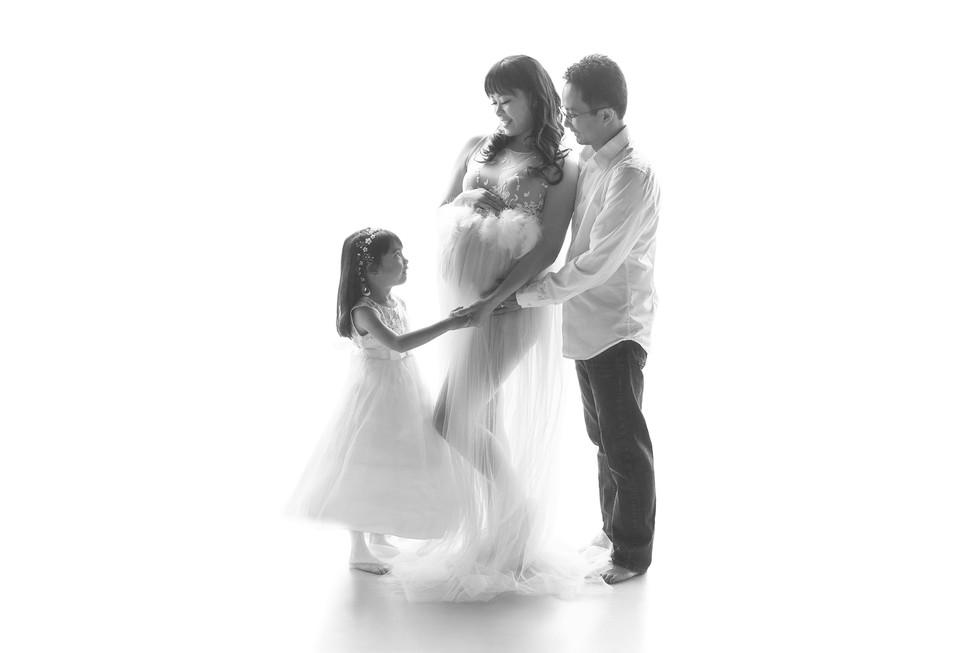Ariel Maternity Photoshoot San Diego