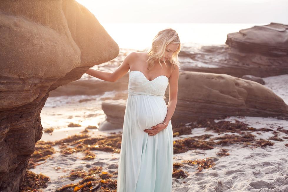 San Diego Maternity Photo