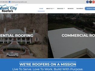 Music City Roofers Nashville Roofing