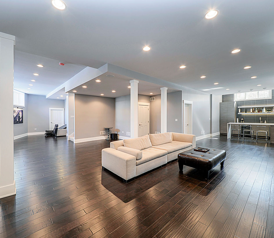 Basement & Flooring