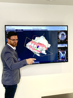 Dentistry 3D - Digital workflow for Guided implant dentistry - CBCT and intraoral scanning - January 30th 2020