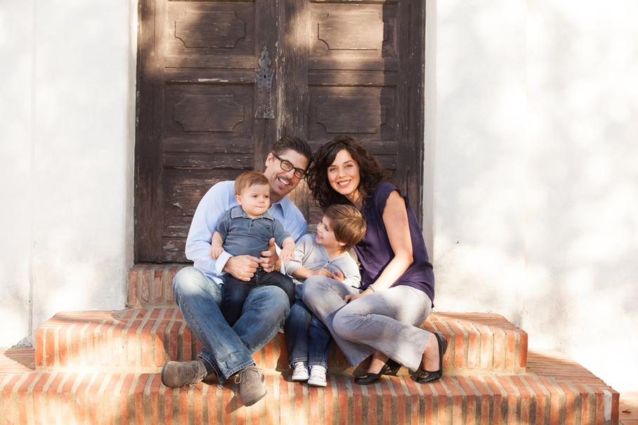 LOS Angeles Family Photographer | Tiffany Allen Photography