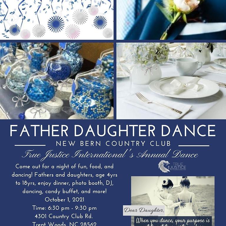 Father Daughter Dance  POSTPONED MAY 2022!