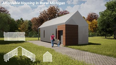 Affordable Housing in Rural Michigan