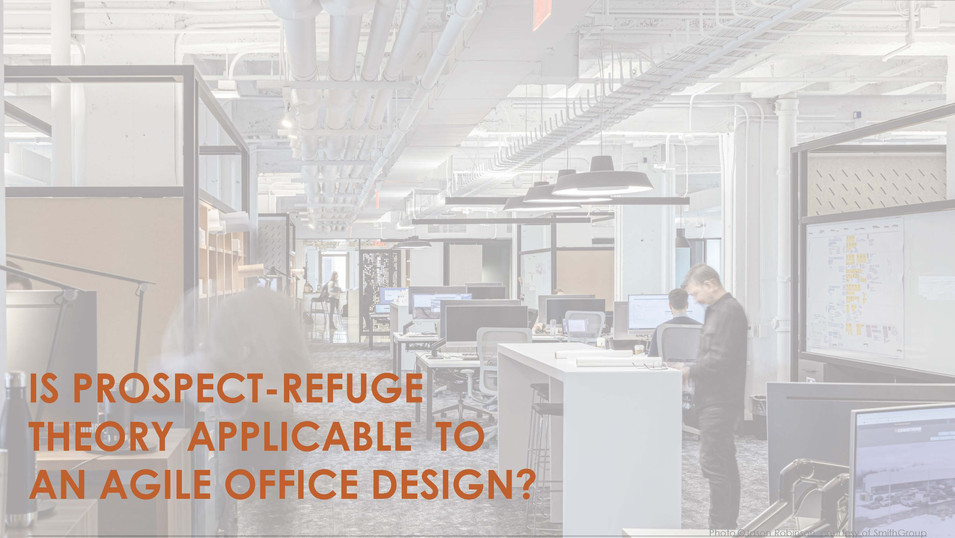 Prospect and Refuge within an Agile Workplace Environment