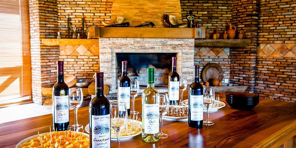 Wein & Essen in Georgien - Geschichte und Gegenwart