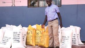 Feeding Kirugu - Opening HFF's First Food Bank