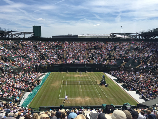 Wimbledon: 150 years and counting