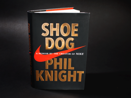 Inspirational quotes to kick off 2019! From Nike founder Phil Knight.