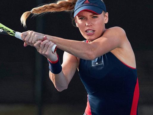 Advantage: Wozniacki