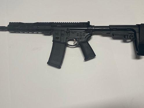 """AR-15 10.5"""" 5.56 Pistol"""