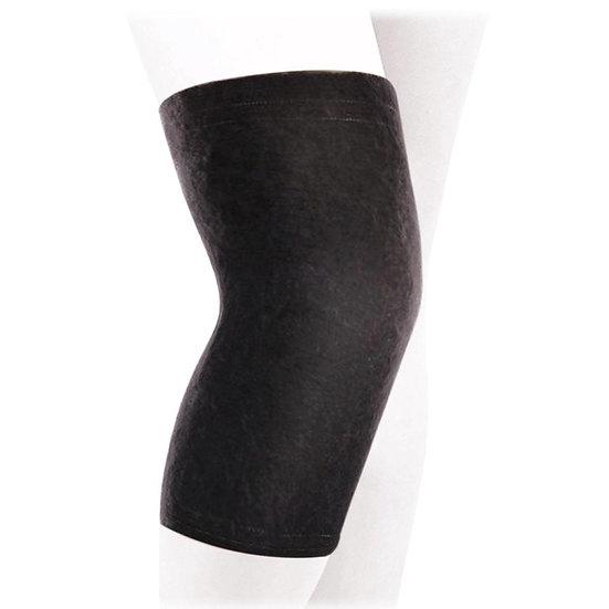Бандаж согревающий на коленный сустав из собачей шерсти
