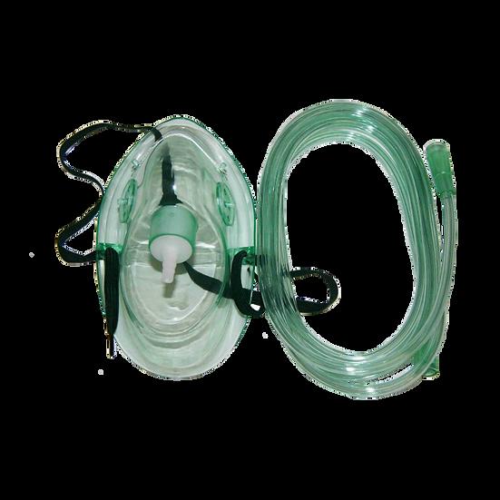 Маска кислородная стандартная с трубкой 213см, L