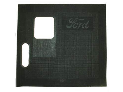 Fußmatte vorn, Ford Model T Roadster,  1909-14,     07/01